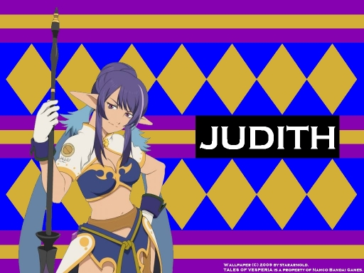 Judith Wallpaper