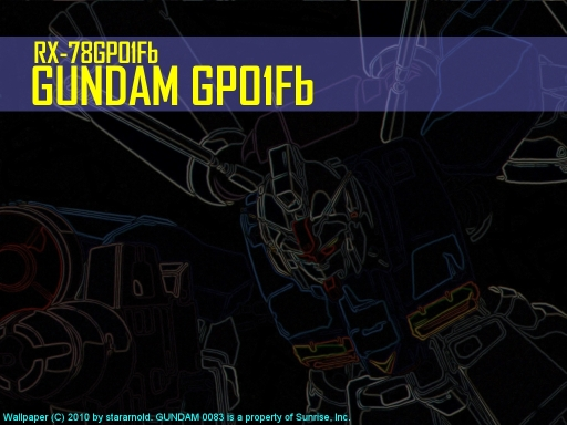 Gundam GP01Fb