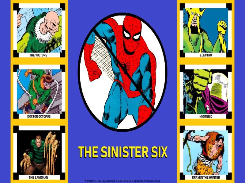 Sinister Six 1960s