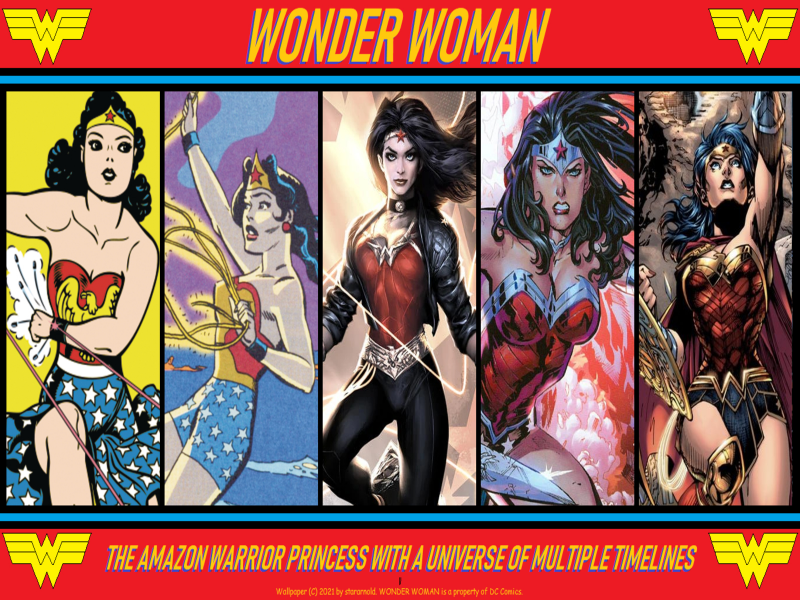 Wonder Woman and the Metaverse
