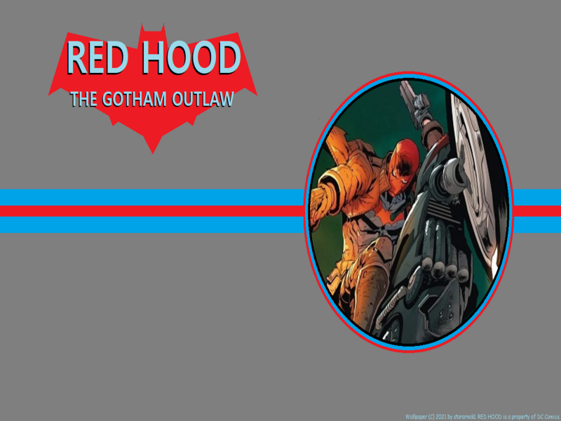 Red Hood The Gotham Outlaw