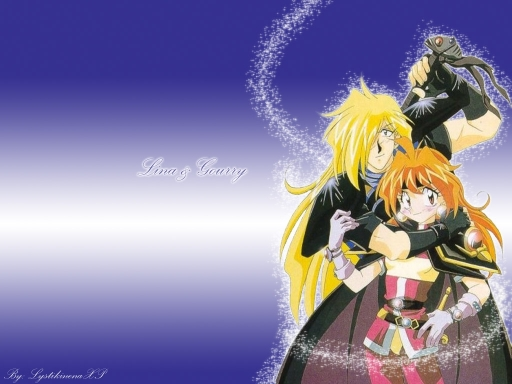 Lina And Gourry