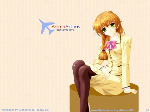Anime Airlines