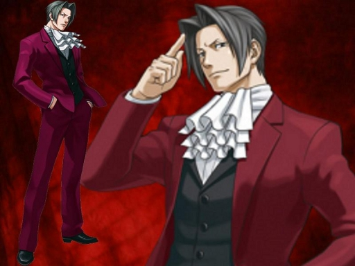 Yo Edgeworth Dawg