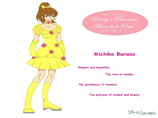 Michiko Barano Wallpaper