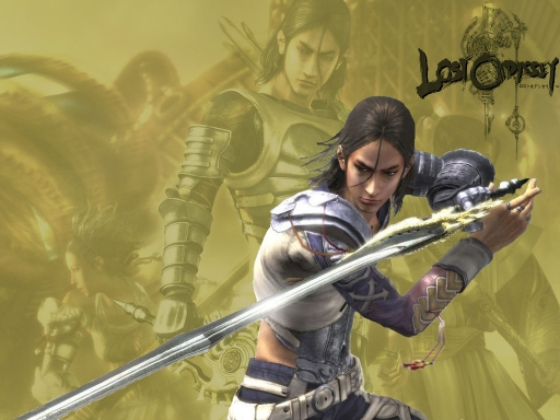 Lost Odyssey Wallpaper