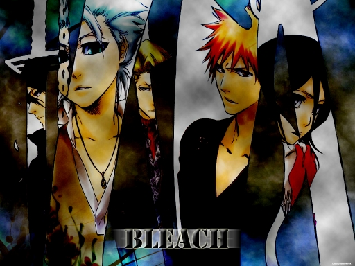 Bleach x Swords