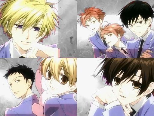 Ouran High School Host Club -