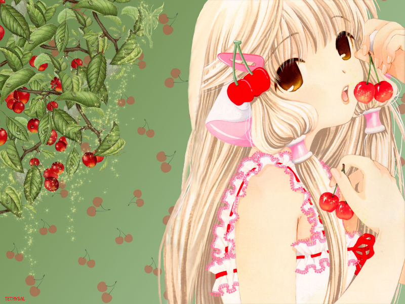 chobitS - cherry