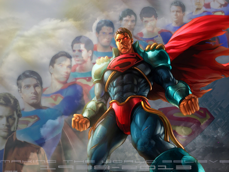 SUPERMAN: Making the World Bel