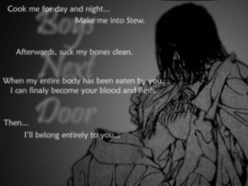 Bloody Stew  (manga: Boys Next