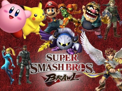 Super Smash Bros. Brawl Showdo