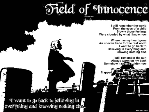 Fma Field Of Innocence