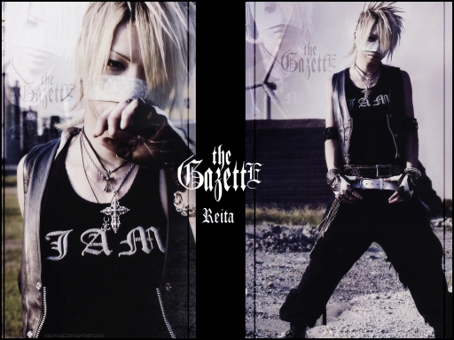 the GazettE - Reita