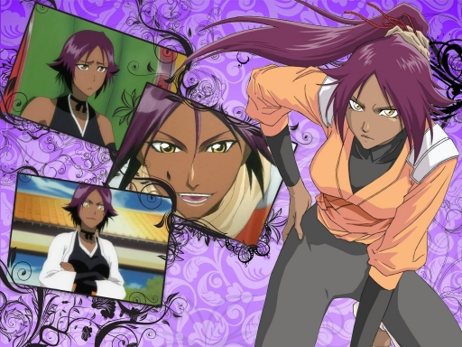 Yoruichi Shihouin