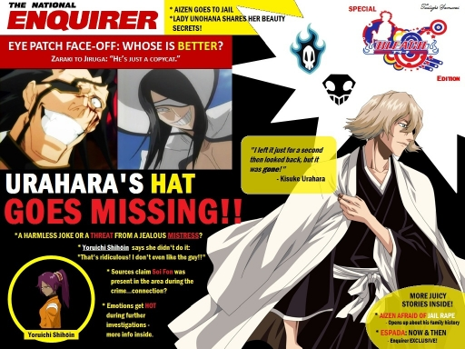 Enquirer Bleach Edition