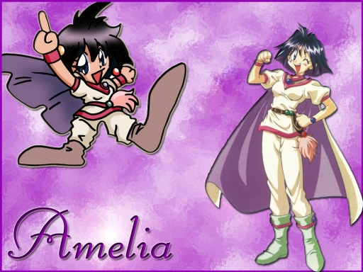 Amelia For Justice!