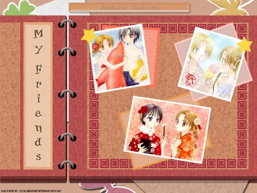 Mikan's Scrapbook