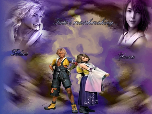 Tidus and Yuna - Fate's Matchm
