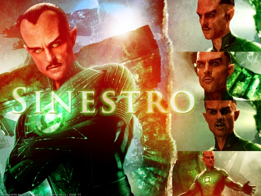 Sinestro.