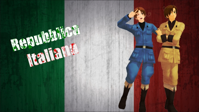 Buon Compleanno Italy!