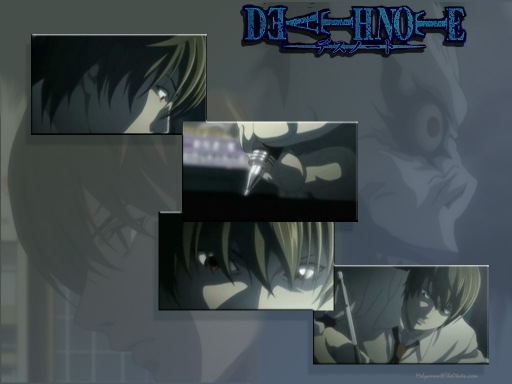 Death Note 1st Ep