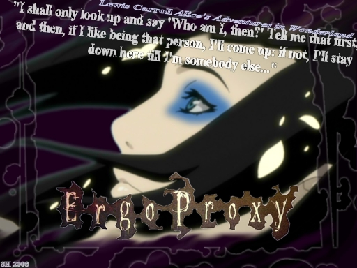 Ergo Proxy: Meditation 4