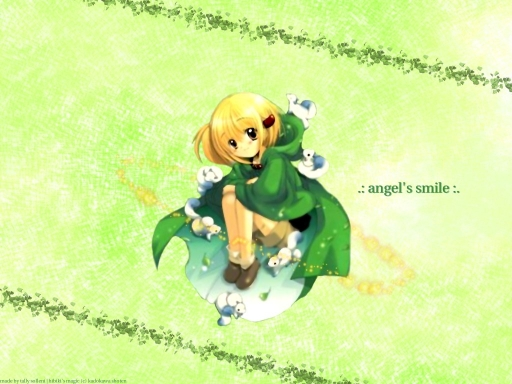 Angel's Smile