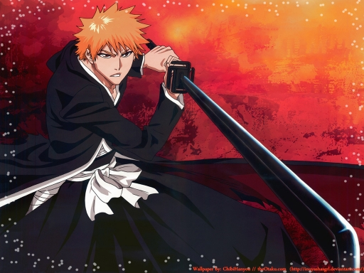 Bankai Ichigo