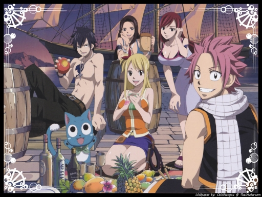 Fairy Tail Party