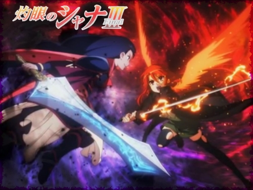 Shakugan no Shana III Final ba