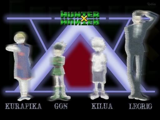 Hunter X Hunter Grouped Up