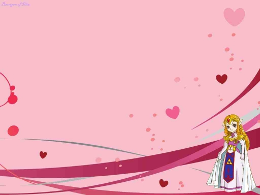 Princess Zelda Wallpaper