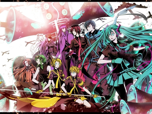 vocaloids