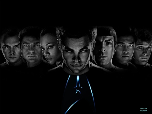 Star Trek Crew remixed