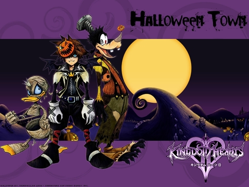 Kingdom Hearts 2: Halloween To