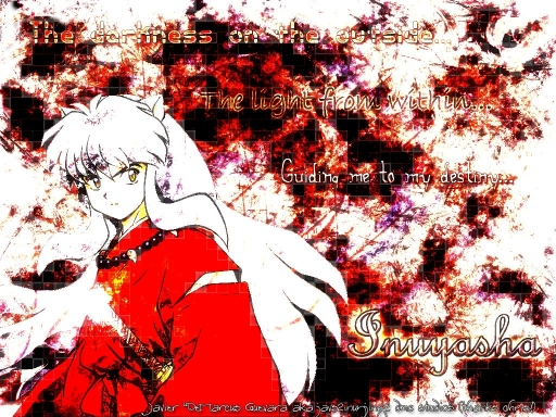Inuyasha And Teh Light