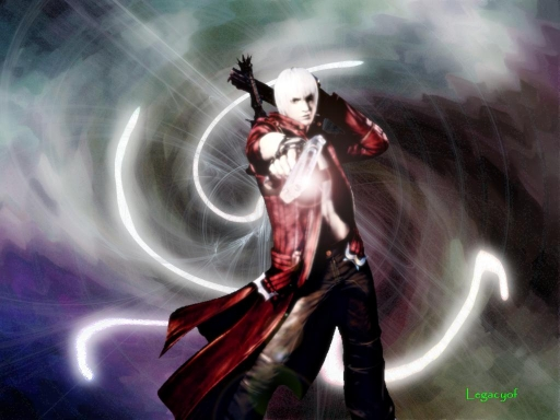 Dante The Son Of Sparda