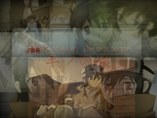 Kino No Tabi Collage I