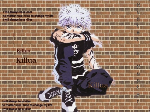 Killua The Killer