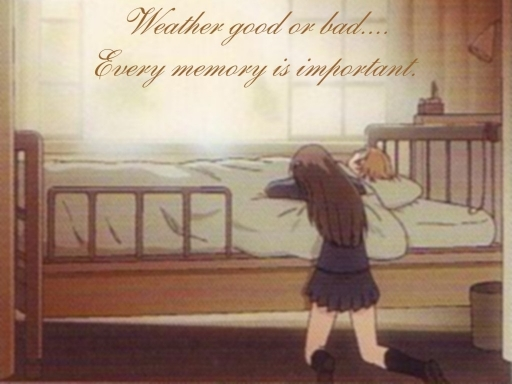 Every Memory Is Important....