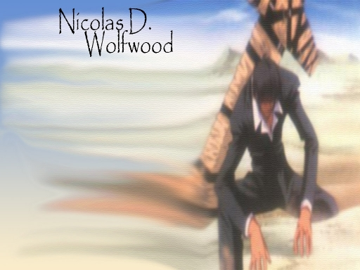 Mirage Of Wolfwood