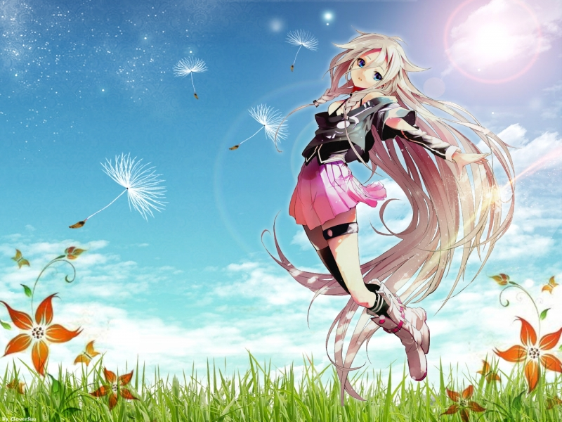 Ia Vocaloid Heat Haze Project