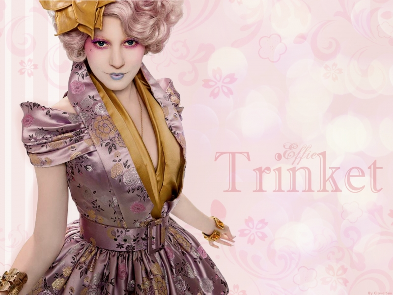 Lovely  { Effie Trinket }