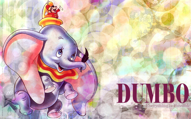 Dumbo {Everithing is Possible}