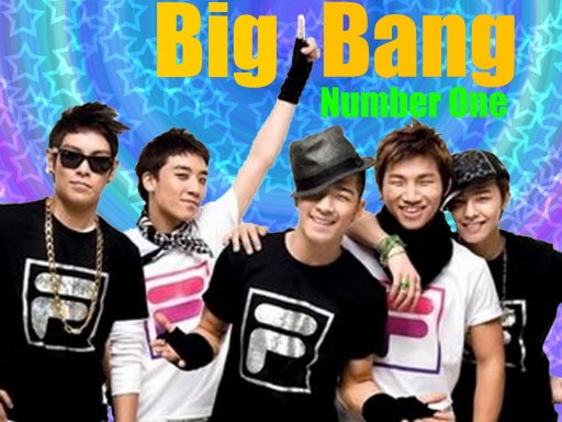 Big Bang Number One