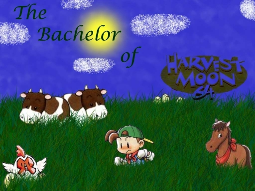 Bachelor Of Harvest Moon 64
