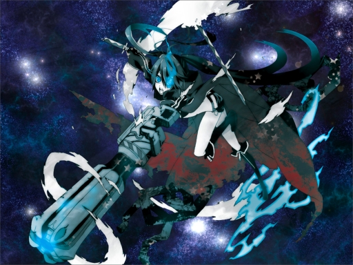 Black Rock Shooter (Dimension)