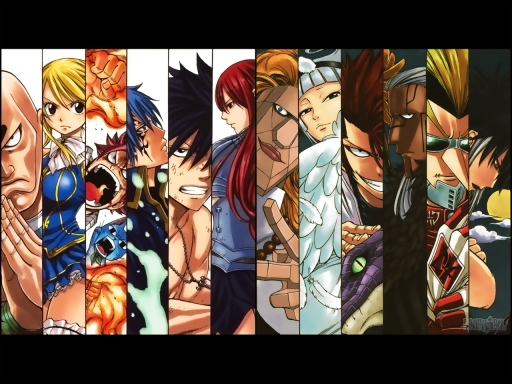 Fairy Tail vs. Oracion Seis
