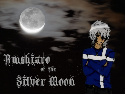 Amshiaro Of The Silver Moon